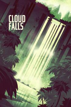 The Swordfish Islands - RPG - Cloud Falls
