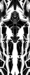 Battlestar Galactica - Cylon by FabledCreative