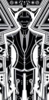 Daft Punk - Silver