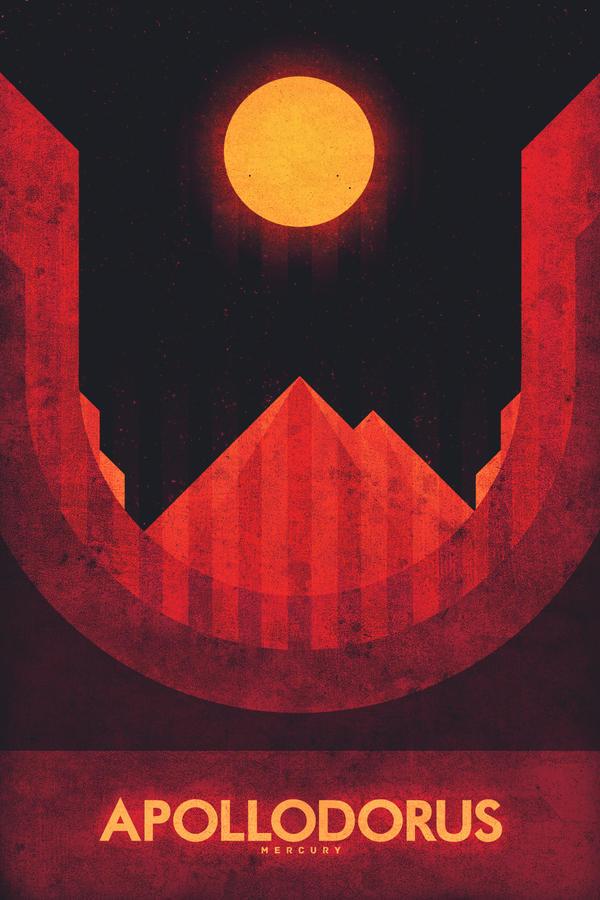 Mercury - Apollodorus by FabledCreative