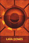 Venus - Lava Domes