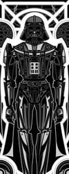 Star Wars - Darth Vader by FabledCreative