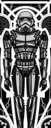 Star Wars - Stormtrooper by FabledCreative