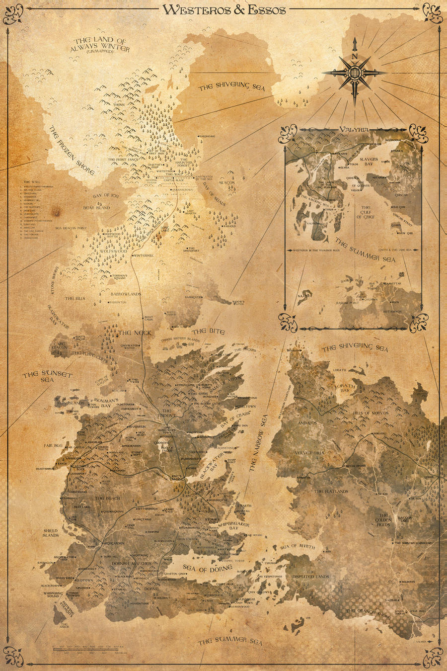 Game of Thrones Map - Westeros and Essos by FabledCreative ... Game Of Thrones Map Westeros on game of thrones ireland map, game of thrones map print, game of thrones map wallpaper, game of thrones detailed map, game of thrones map clans, westeros cities map, game of thrones map of continents, game of thrones map poster, game of thrones world map printable, game of thrones map the south, crown of thrones map, game of thrones map official, from game of thrones map, harrenhal game of thrones map, game of thrones astapor map, the citadel game of thrones map, game of thrones essos map, game of thrones subway map, game of thrones map labeled,