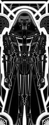 Star Wars - Kylo Ren by FabledCreative