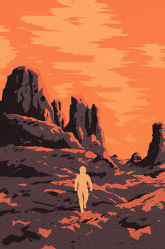 The Martian Journey