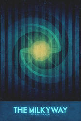 Spiral Galaxy - The Milky Way - Space Poster