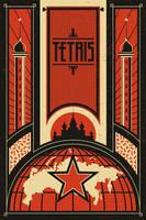 Tetris by FabledCreative