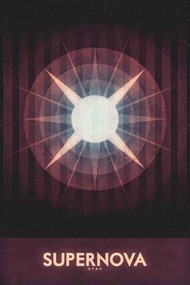 Star - Supernova - Space Poster