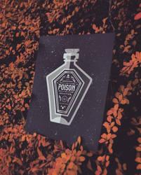 Bottle - Poison Solution