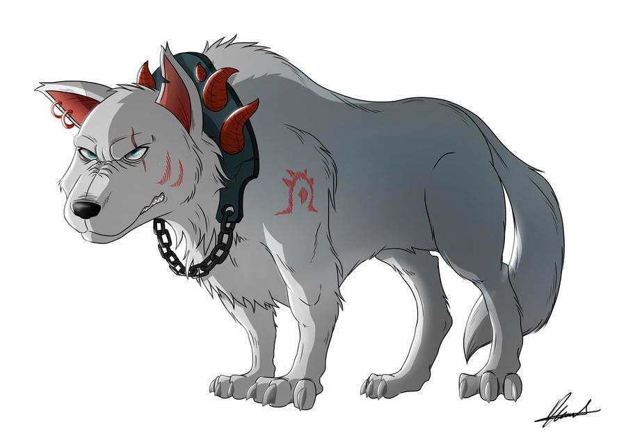 War Wolf (Work in progress) by diegoa4545