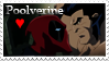 Poolverine Stamp by risaXrisa