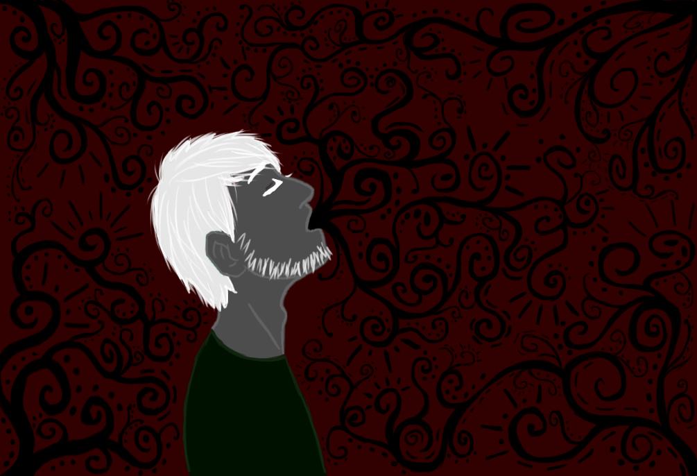 Stress Doodle by Dragonastra