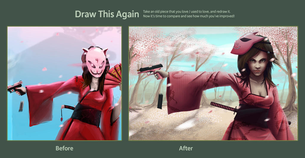 Draw This Again contest by GloriousRyan