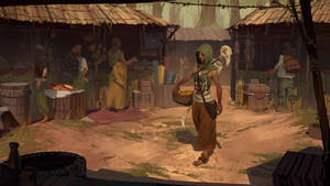 Siege of Nations: Tribal Market