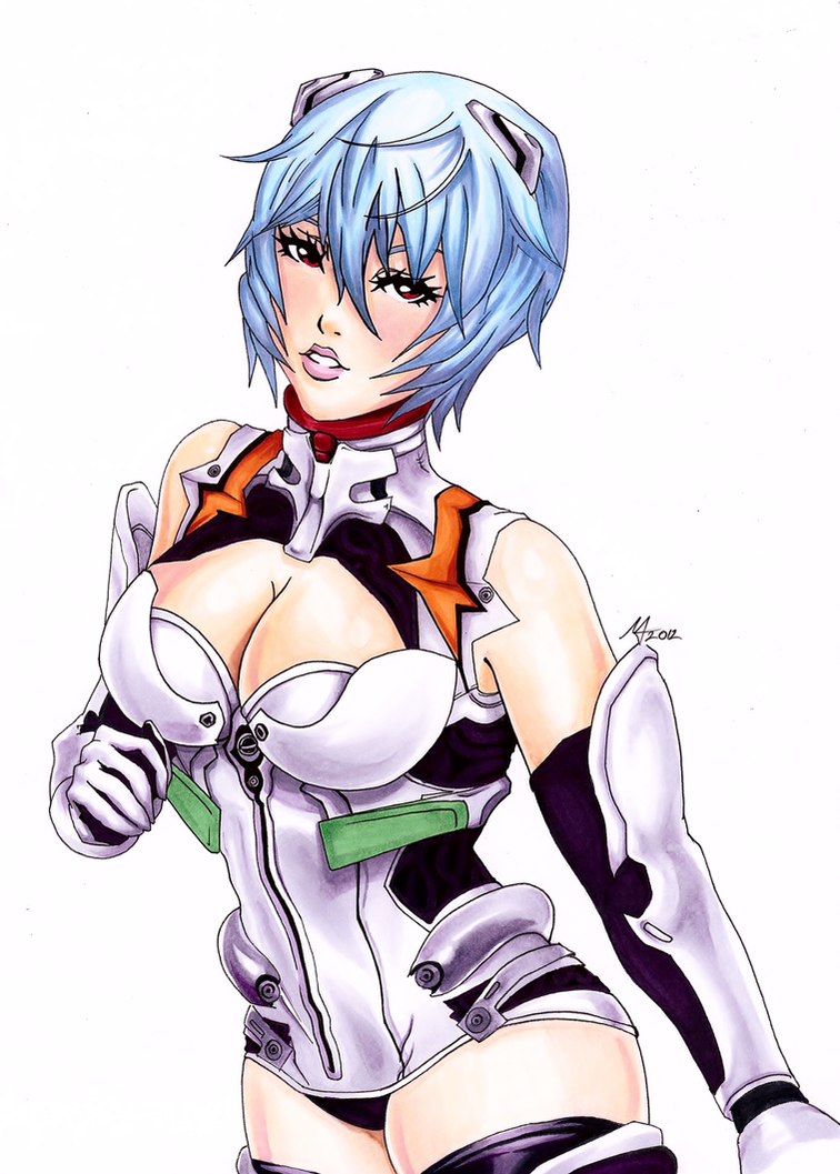 Lovely Rei by pillowds