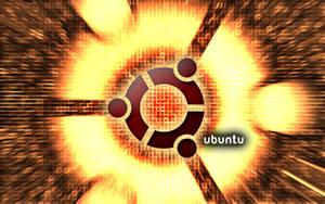 hot ubuntu widescreen by mzm