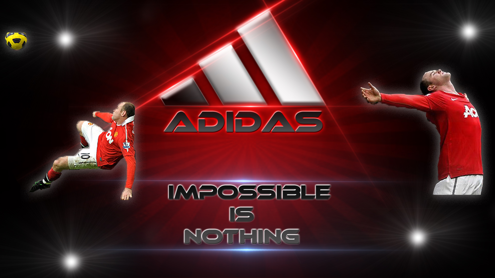 Adidas - Impossible is Nothing // Desktop BG by FuZionFXHD ...
