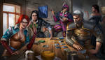 Party in Gwent