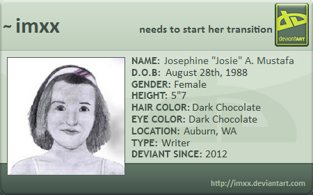 imxx's Profile Picture