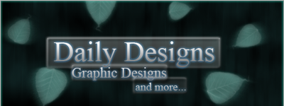DailyDesigns sig for gimper.et by Think-Creative