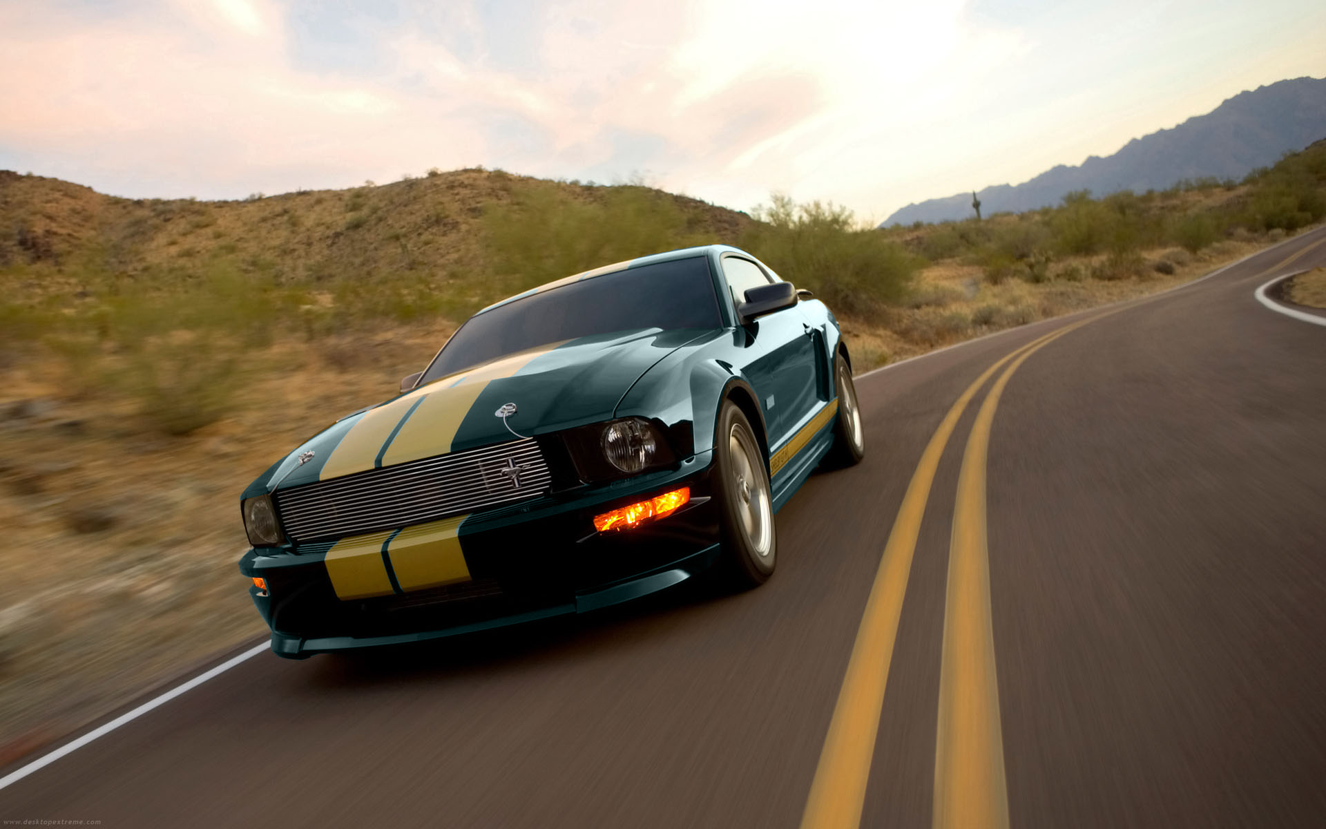 Ford Mustang by Think-Creative