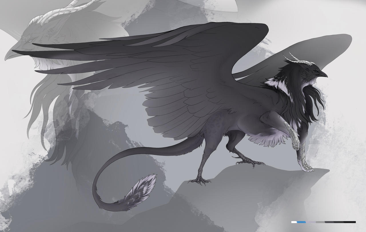 Adopt Silver Griffin [CLOSED]