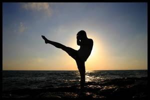Karate Kid by ofirk