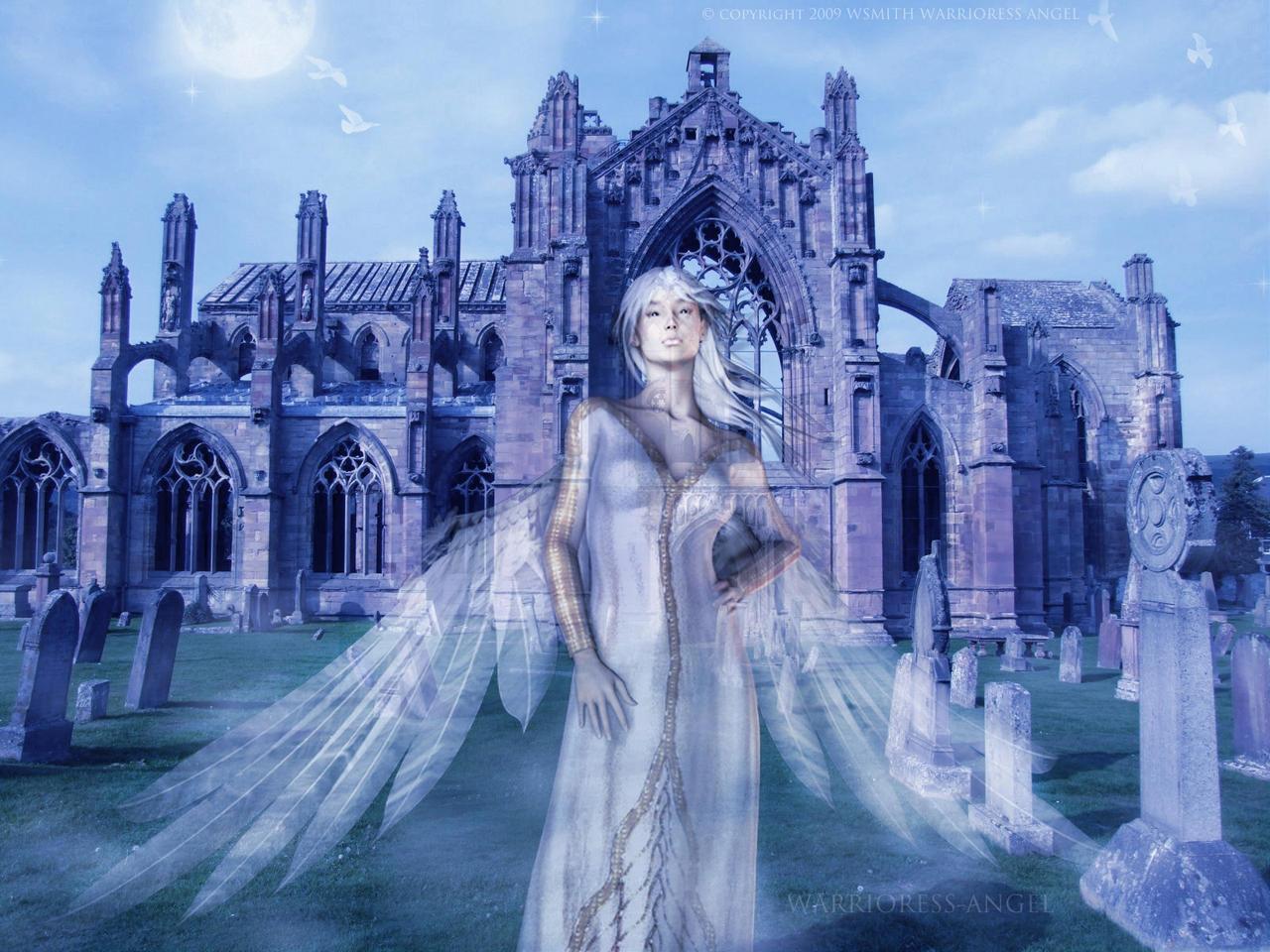 wish i had an angel: