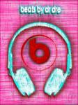 beats by dr dre logo iPad screensaver
