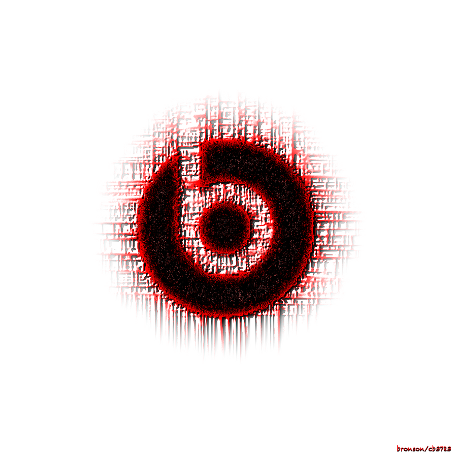 3d Beats By Dr Dre Abstract Logo By Cb3723 On Deviantart