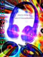 beats by dr dre solo HD monochromatic headphones by CB3723