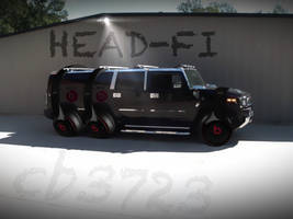 beats by dre solo2 H6 Hummer by CB3723