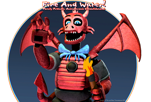 Evenings At Wicks: Fire And Water! [Logo V1]