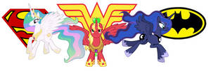 My little pony dawn of justice