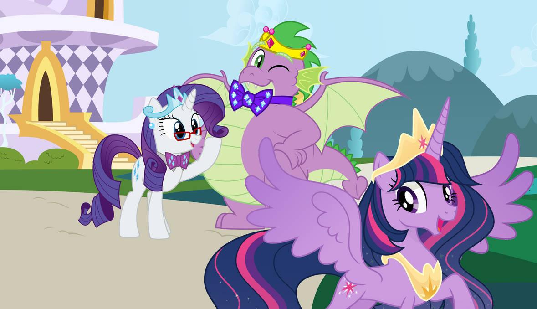 Princess Twilight and Fashion Royalty