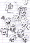 Pony Expressions: first try