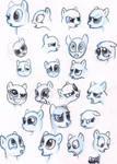 Pony expressions Mk2