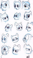 Pony expressions Mk3