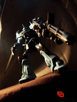 Gouf Custom Full Armor