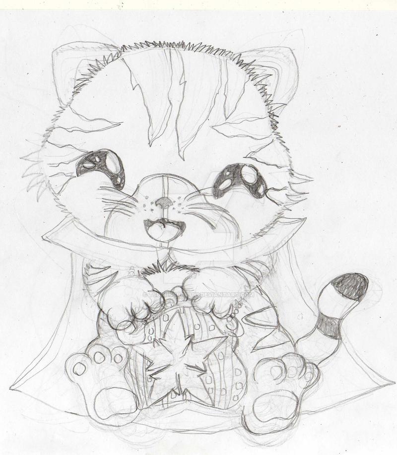 kitty Chirithy by Tsuki-SoraRuki