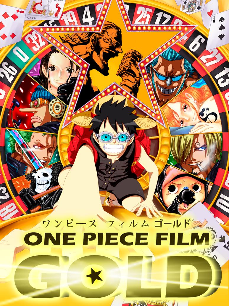 watch one piece film gold 2016 online rarbg