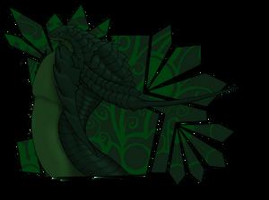 Izarel, The great Green.