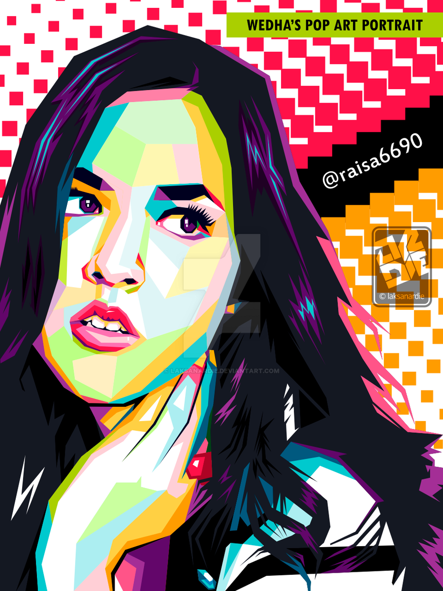 Raisa in WPAP by laksanardie