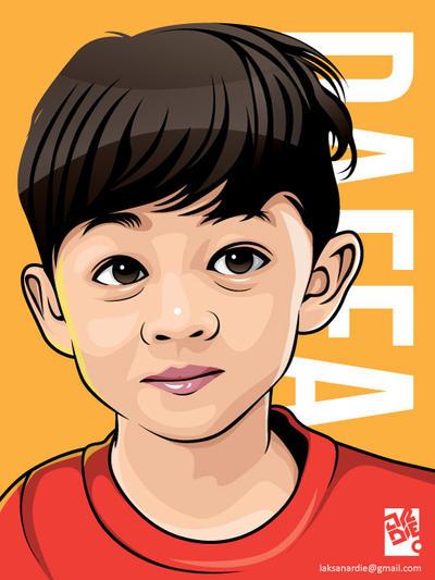 Daffa Abyan Sofa by laksanardie