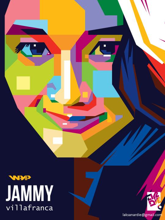 Jammy Villafranca by laksanardie