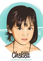 Little Girl Chelsea Islan by laksanardie
