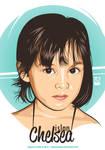 Little Girl Chelsea Islan