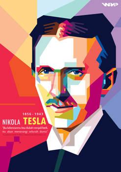 Nikola Tesla (recolor)