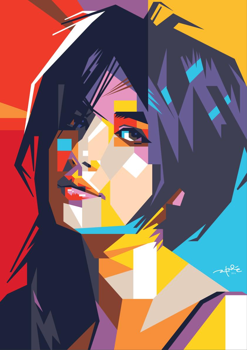 Emma Roberts by laksanardie